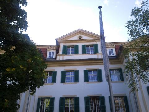 Brüder Grimm-Museum im Palais Bellevue