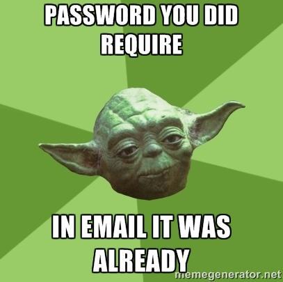 Yoda Speech