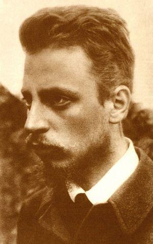 Rilke, 1900